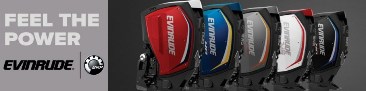 New Evinrude Banner
